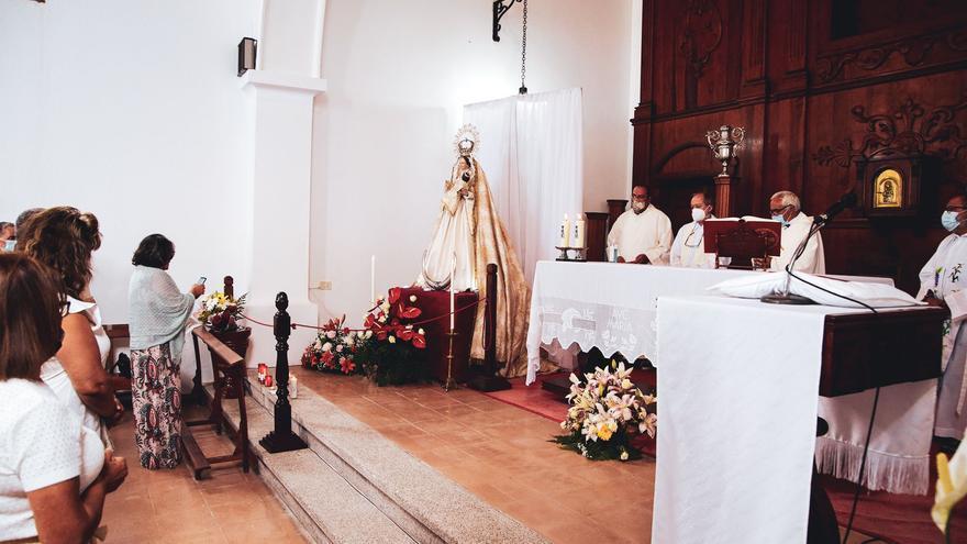 Festividad de Las Nieves en Lanzarote (05/08/2021)