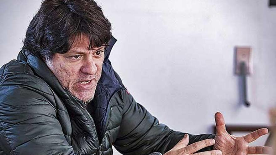 """Iván de la Nuez: """"Ya no se pueden hacer más obras de arte que terminen dentro del sistema que critican"""""""