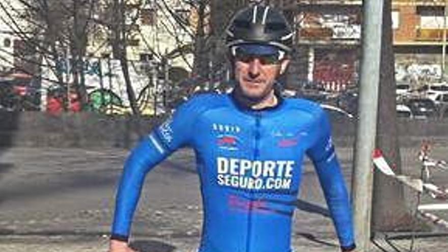 Mario Alvarez, corredor del deporteseguro.com.