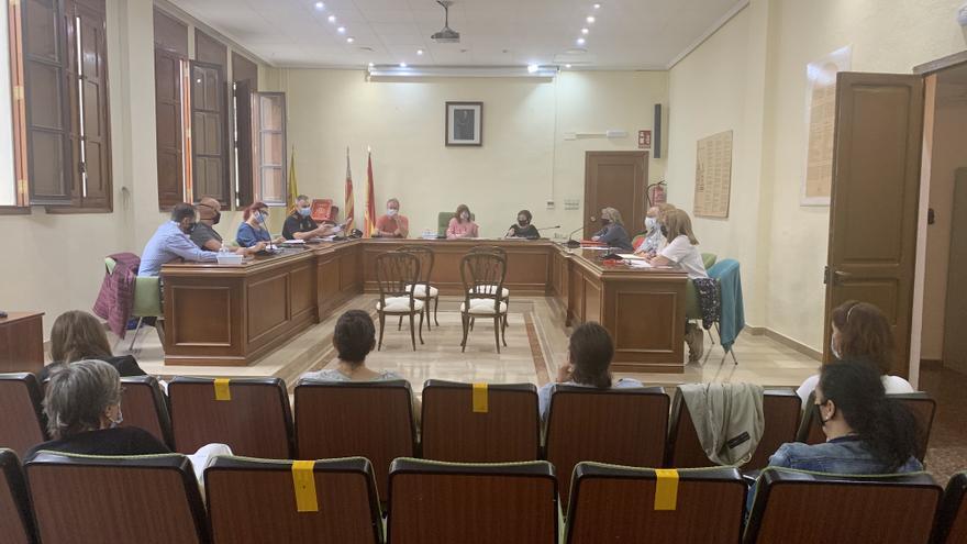 Benetússer reúne a la comisión escolar COVID19