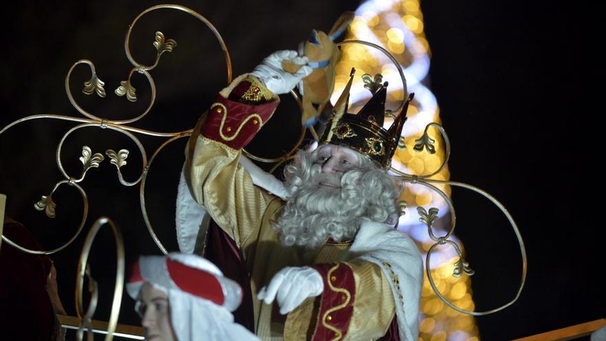 Agotados los pases para la cabalgata estática de los Reyes Magos en Cartagena
