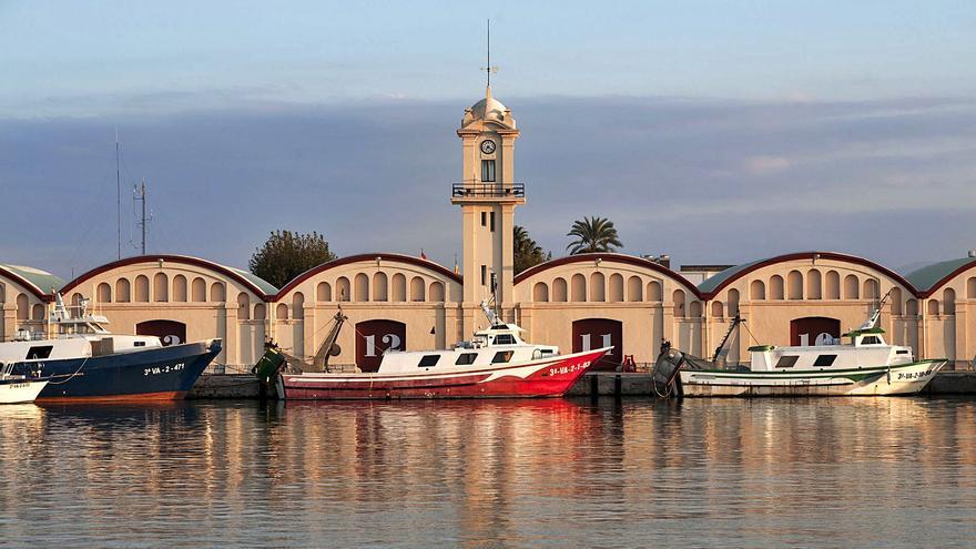 El Puerto cede tres tinglados de Gandia para un gran centro de investigación oceánica