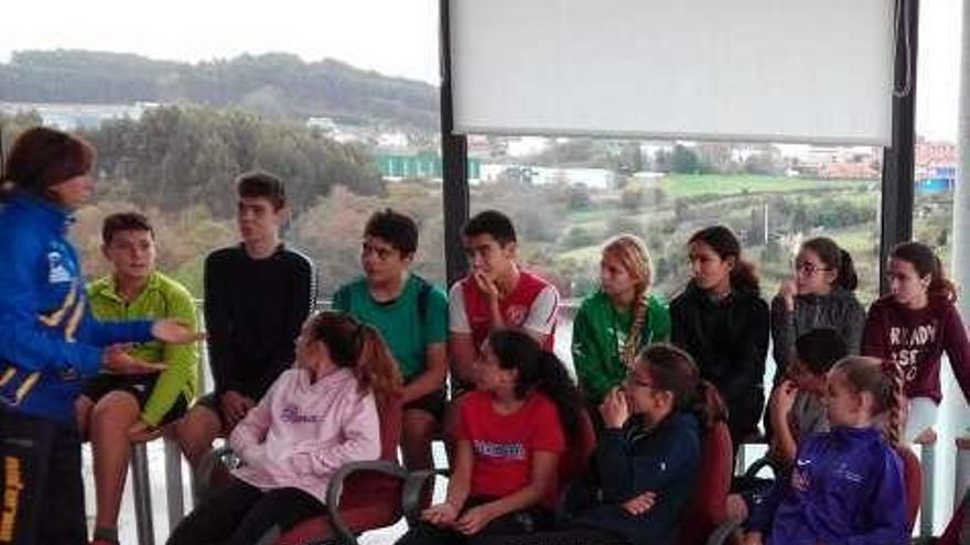Derrotas de los equipos senior del Cowper Universidad de Oviedo