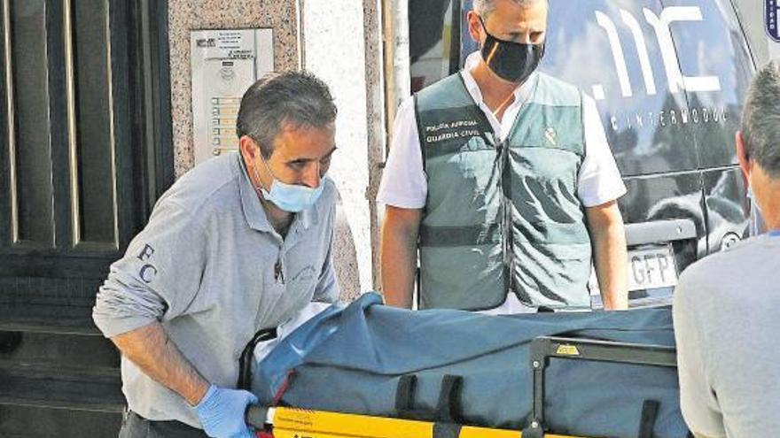 Detenido un hombre en Sigüeiro tras confesar haber degollado a su hermano