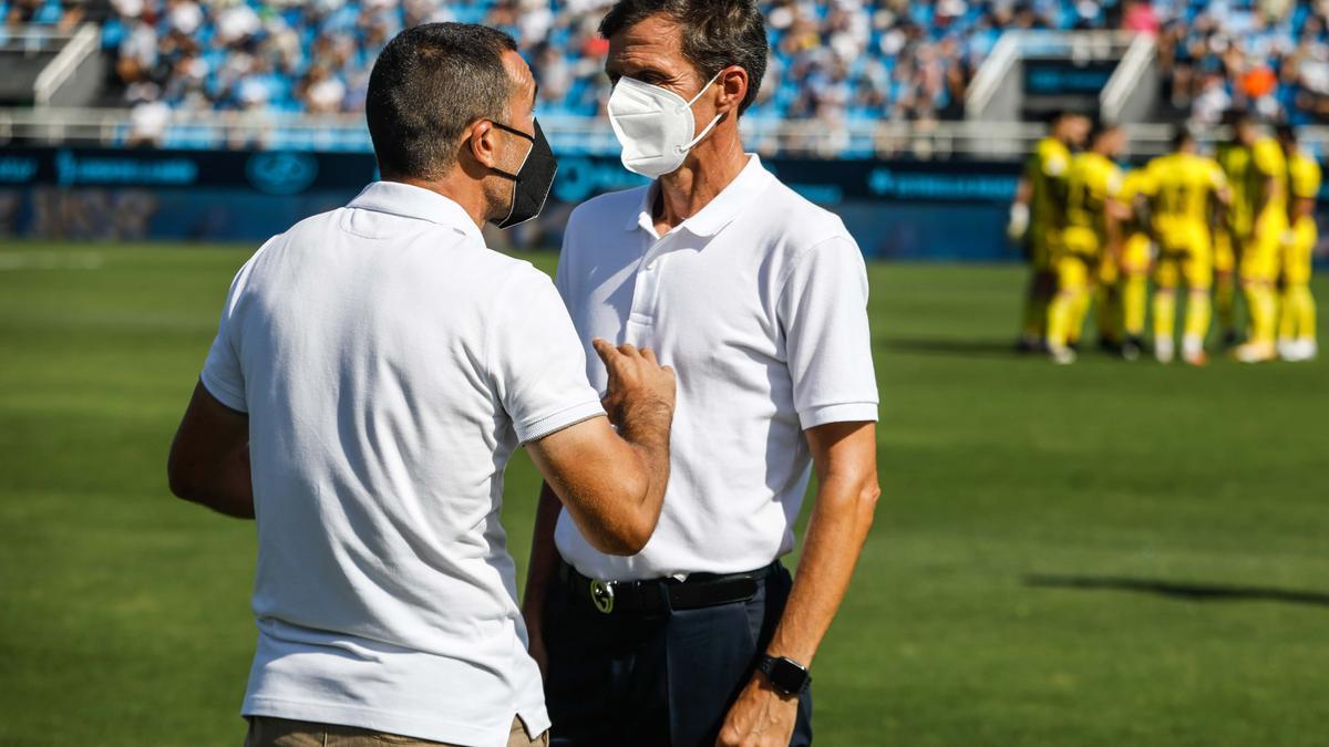 Partido UD Ibiza-Real Oviedo