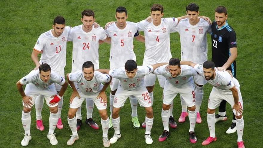 El 1x1 de España contra Suiza
