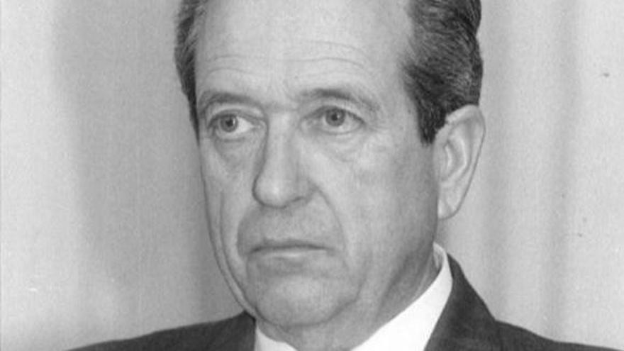 Antonio Martínez, expresidente de la Junta Mayor de Elche
