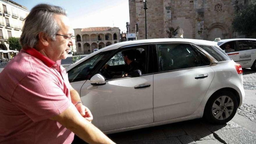 El PP reprocha a Guarido la compra de un radar y de un coche de casi 60.000 euros