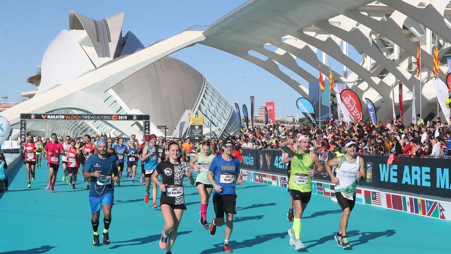 El Maratón de València cambiará su meta