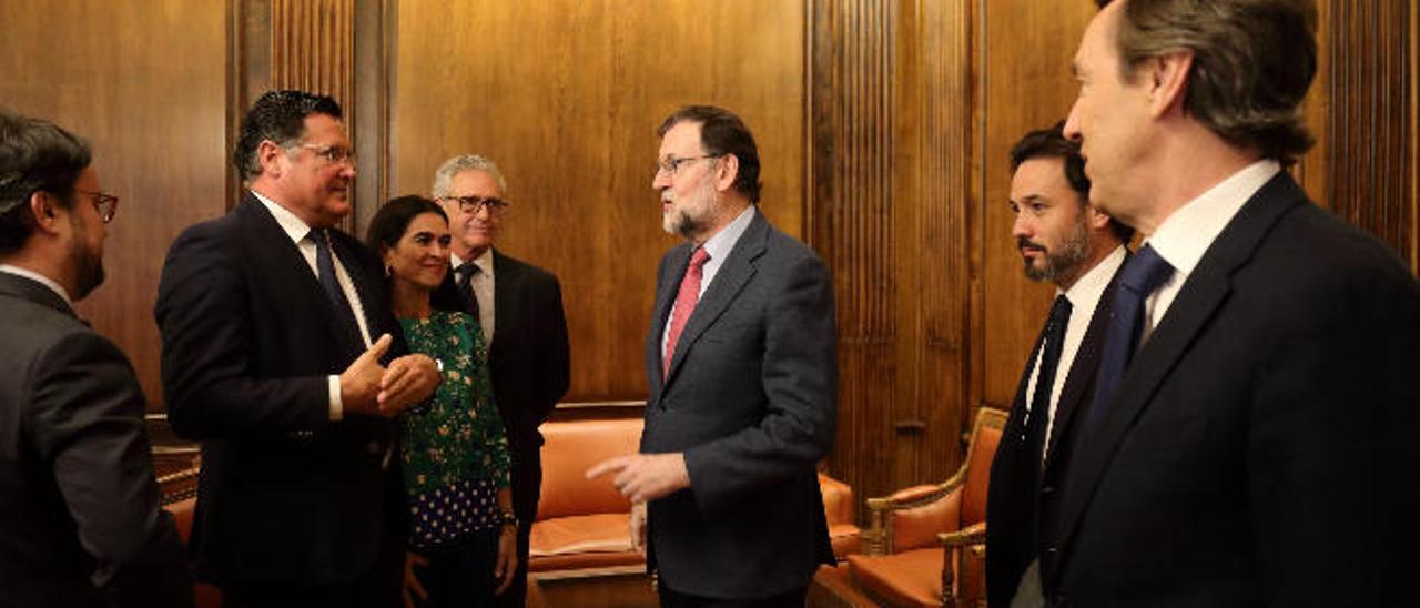 NC reclama a Rajoy 382 millones más para dar el sí definitivo a los Presupuestos