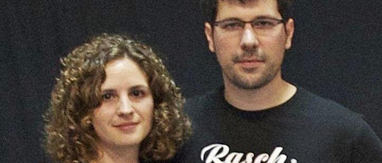 Patricia Clemente y Manuel Ibáñez.