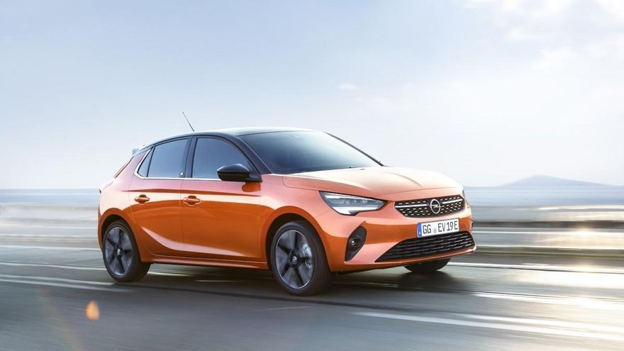 Nos ponemos a los mandos del Opel Corsa-e eléctrico