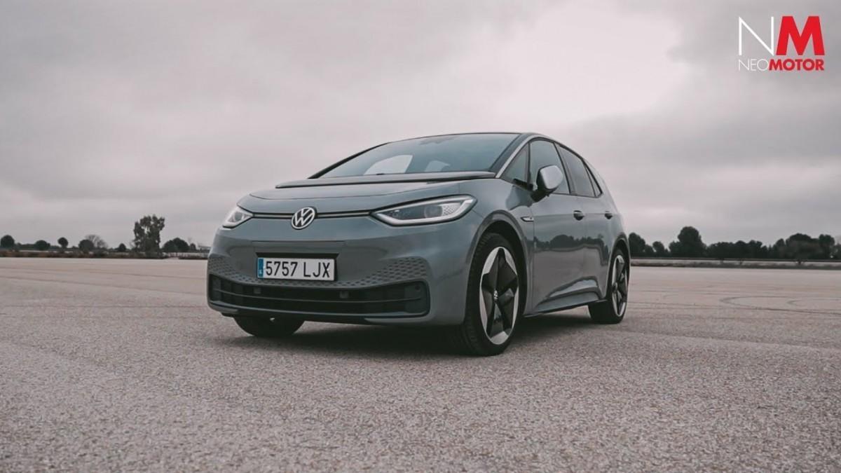 """""""Me llamo Volkswagen ID.3 y quiero ser Car Of The Year"""""""