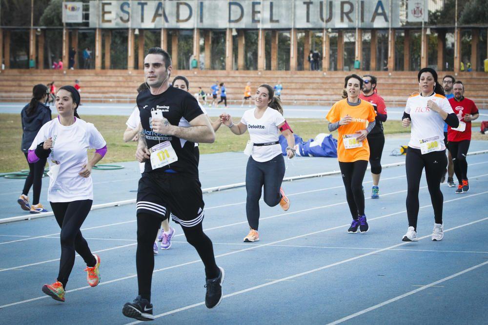 VI Carrera Solidaria de las Empresas Valencianas