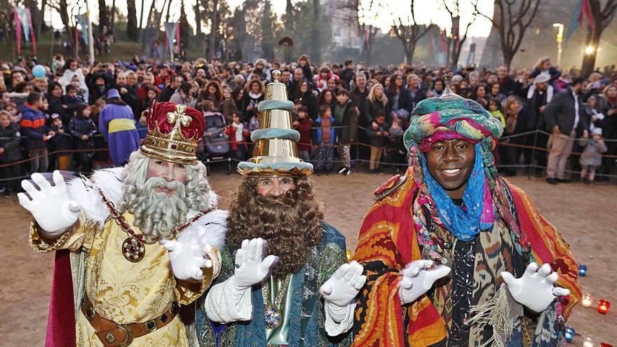 Girona s'omplirà de màgia amb més de 200 accions sorpresa per rebre els Reis
