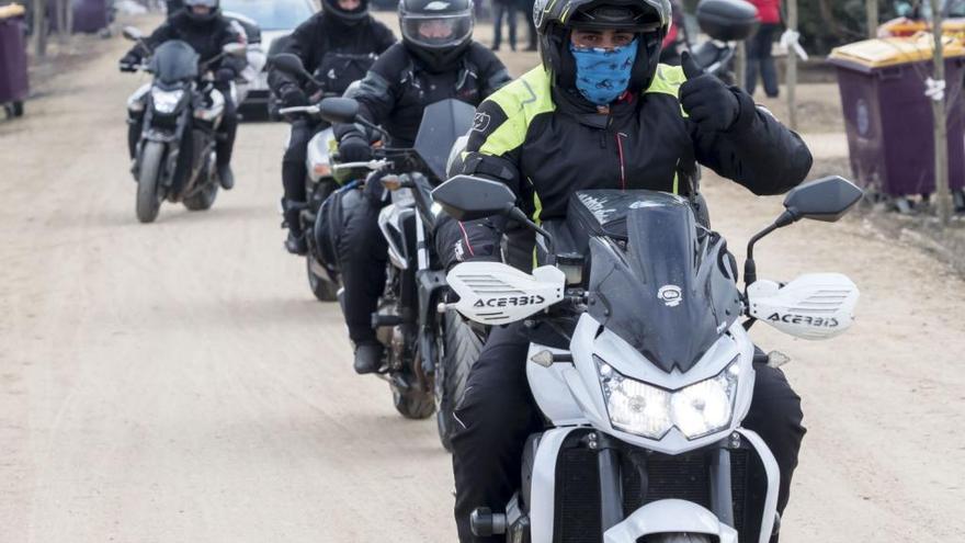 Un proyecto europeo medirá las emisiones reales de las motos en Pingüinos