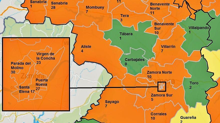 La pandemia obliga a realizar hasta 400 PCR diarias en la provincia de Zamora