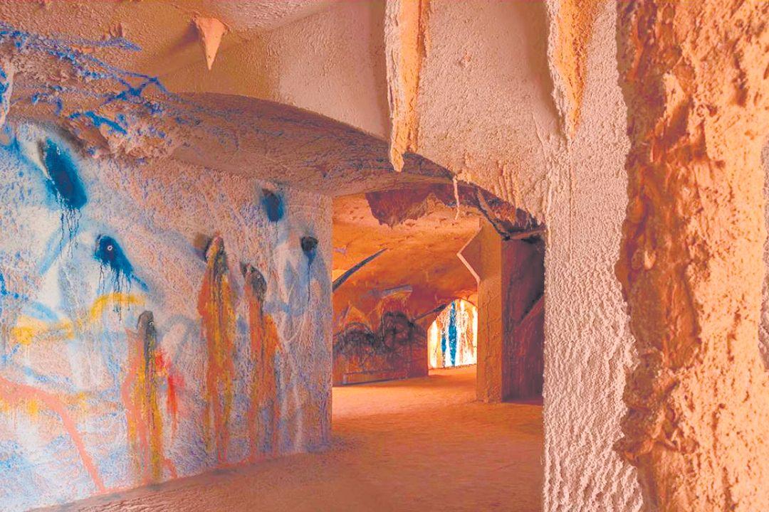 Barceló diseña una cueva marina para la Fundación Carmignac