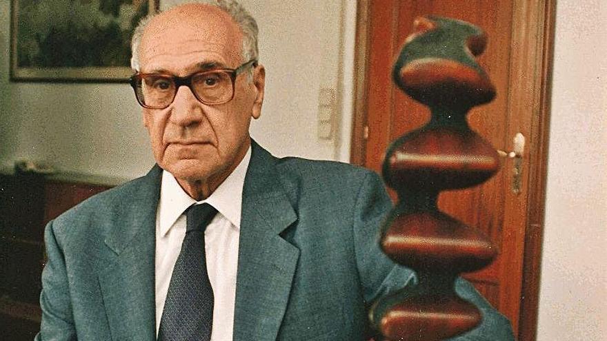 Muere a los 98 años Fernando Fraga, pionero de la oceanografía