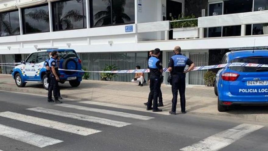 Un positivo en Covid se escapa del Albergue Municipal de Arrecife
