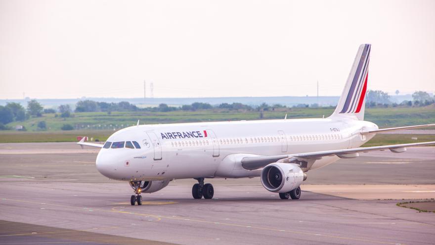 Air France estrena ruta con Gran Canaria 35 años después