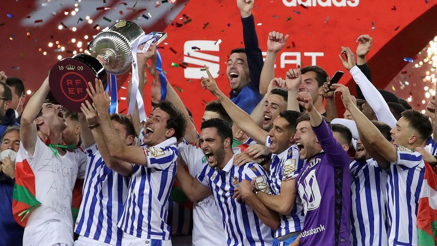 Final de la Copa del Rey: Athletic - Real Sociedad