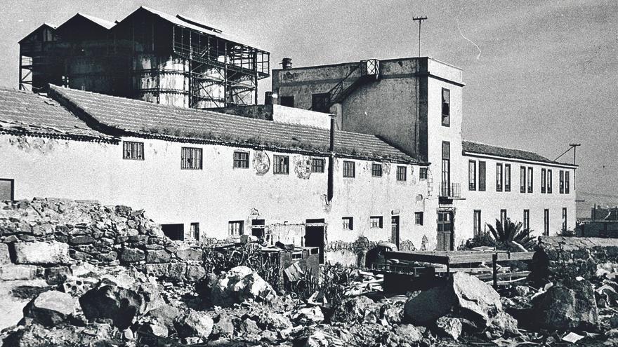 250 años del Lazareto como lugar de cuarentena