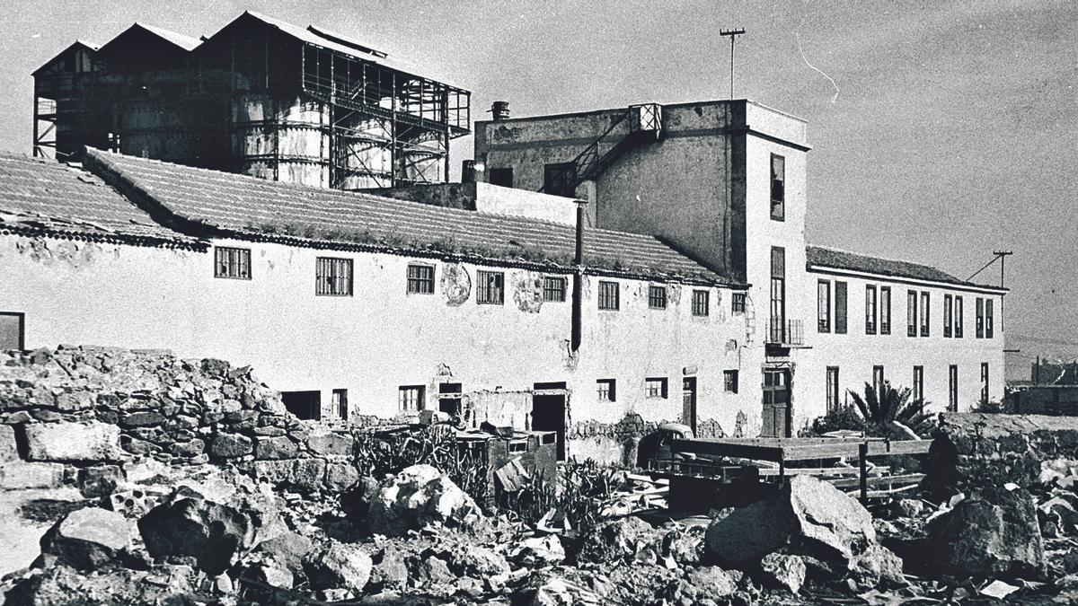 Lazareto, 1930 | | E.D.