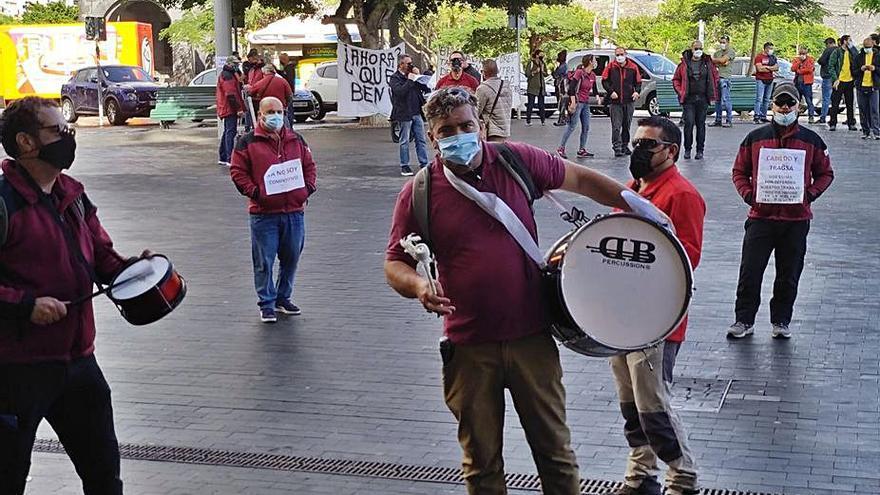 """La oposición logra un acuerdo sobre Tragsa """"malo y sin garantías"""" para los trabajadores"""