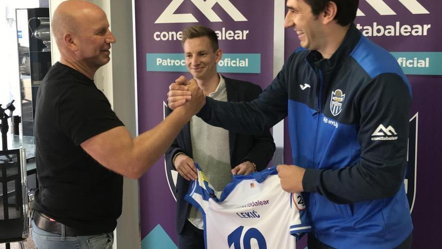 "Dejan Lekic: ""En dos o tres semanas ya podré competir"""