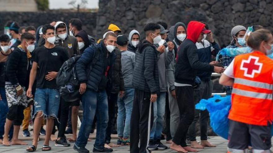 La UE considera «insuficiente» la labor de Frontex en la lucha contra la inmigración
