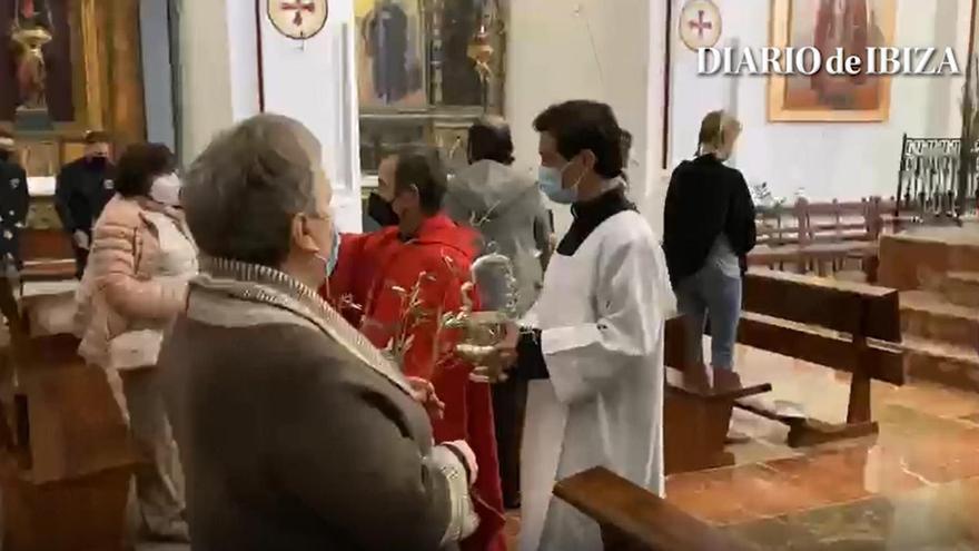 Ibiza recupera el tradicional Domingo de Ramos