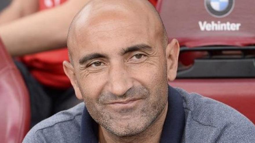 Abelardo, nou entrenador de l'Espanyol