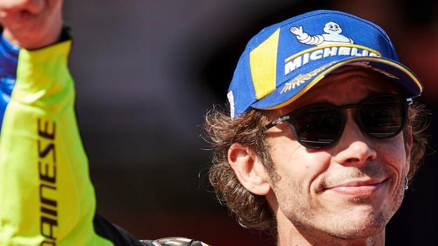 Valentino Rossi, suma y sigue y anhela el décimo Mundial