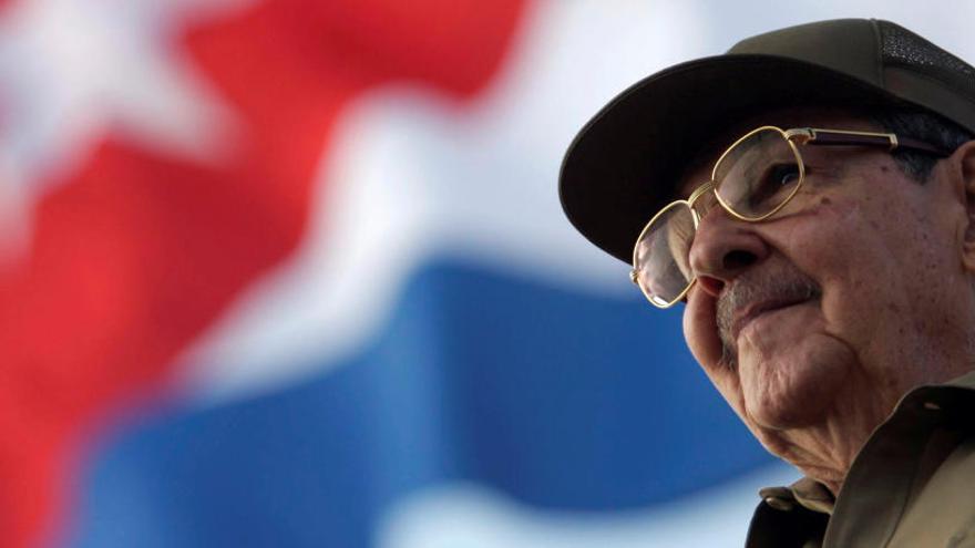 Raúl Castro, pilar de la Revolución