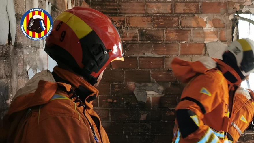 Muere un niño de 6 años en el incendio de su vivienda en Alberic (Valencia)
