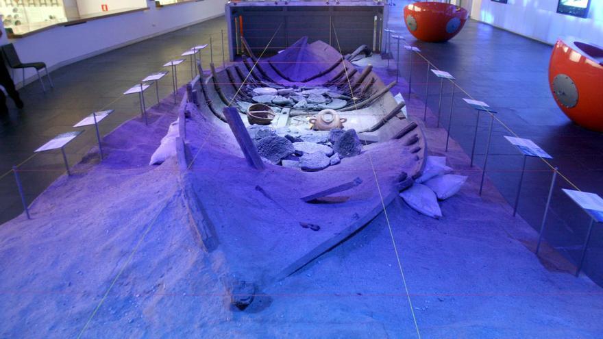 La joya de los mares tiene 28 siglos