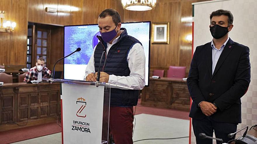 La Diputación crea un punto violeta virtual para concienciar y prevenir