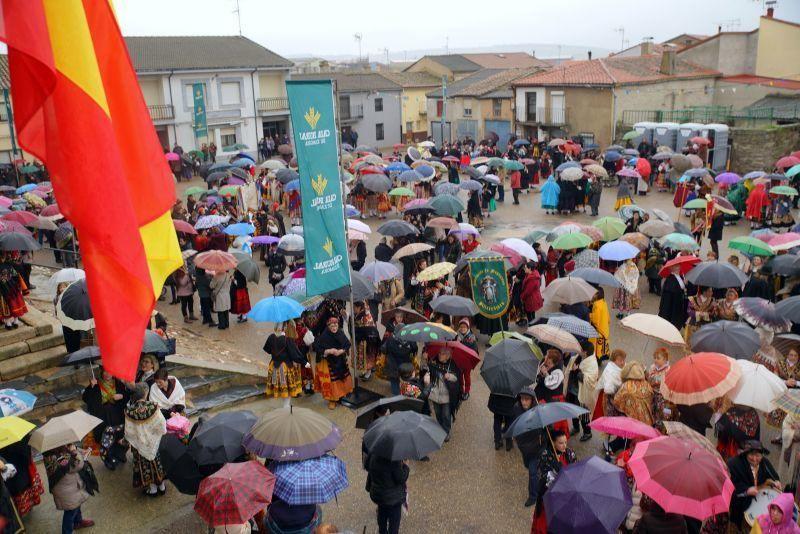 V encuentro provincial de águedas en Carbajales