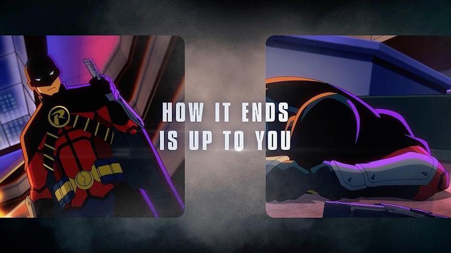 Así es el tráiler de 'Batman: Muerte en la Familia', la película interactiva de DC