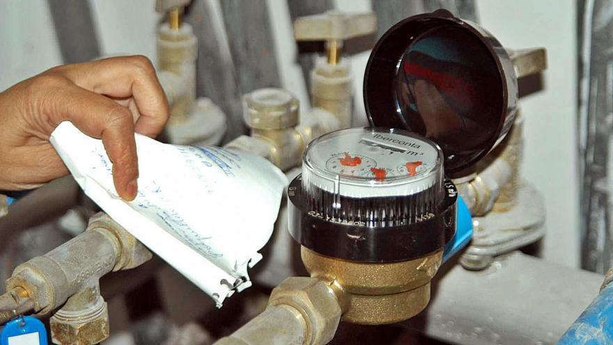 Arteixo iniciará en Sabón un proyecto piloto con 152 contadores de agua de telelectura