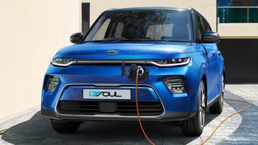 Kia se asocia con Uber para acelerar la movilidad eléctrica en Europa