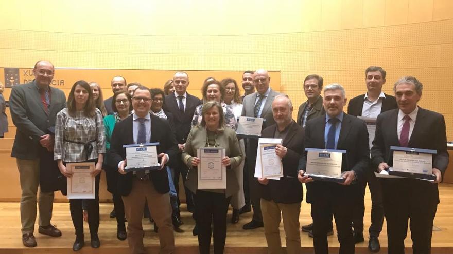 La Atención Primaria de A Estrada aspira por séptimo año consecutivo al premio BiC a la mejor de España