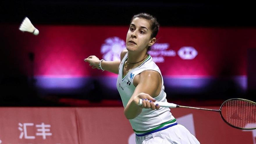 Carolina Marín no puede con la taiwanesa Tai en la final del circuito mundial