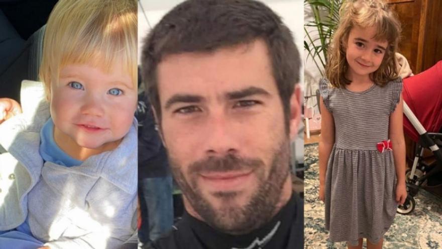 Los amigos del padre de Anna y Olivia, convencidos de que se halla escondido en algún lugar con las niñas