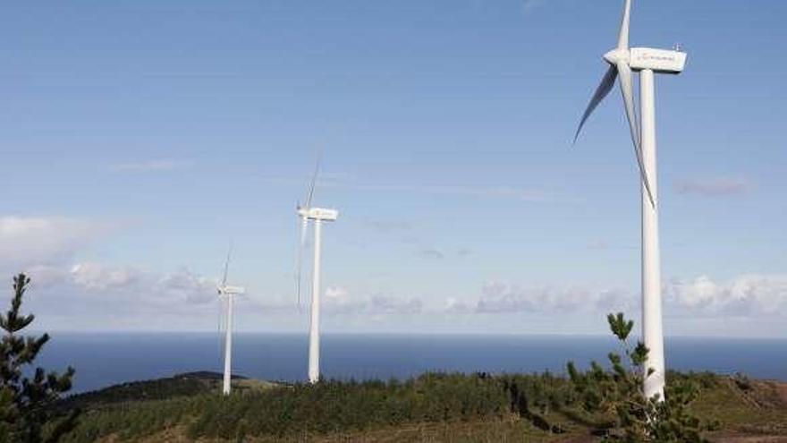 EDP enciende los dos primeros parques de la nueva etapa del sector eólico en Galicia