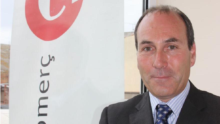 Mor Xavier Ribera, expresident de la Cambra de Palamós