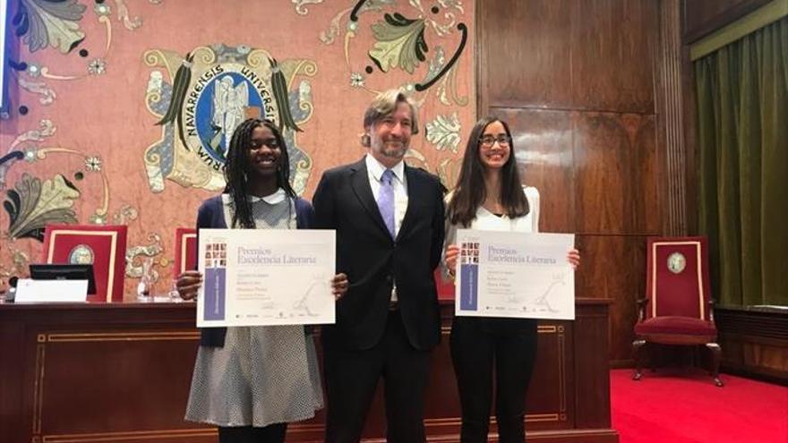 Alumnas de Zalima, ganadoras de la 14ª Excelencia Literaria