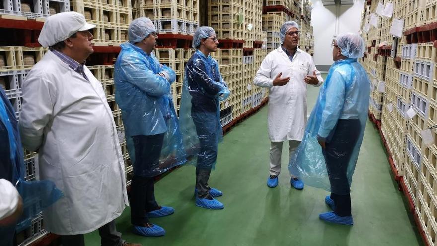 Empresarios de Fuentesaúco y La Guareña demandan mejor cobertura y discriminación fiscal positiva