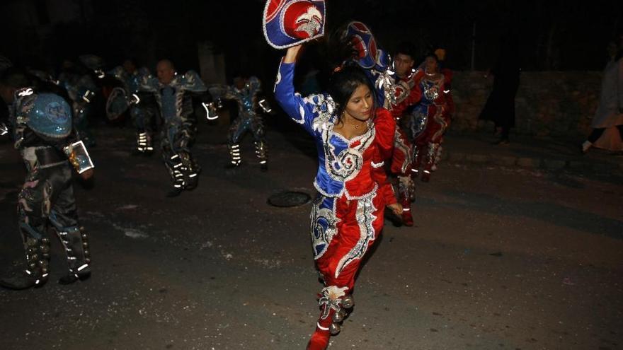 Karneval an der Playa de Palma vereint die Nationen